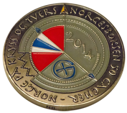 Norgesboks-mynten